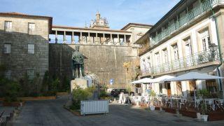 Praça de D. Duarte, Viseu