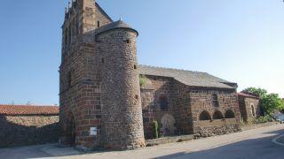 Iglesia de Saint-Christophe-sur-Dolaison