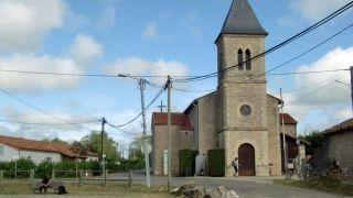 Iglesia de Les Mathieux