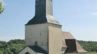 Iglesia de Saint-Jacques-le-Majeur, Pomps