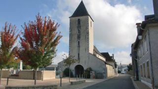 Iglesia de Méritein