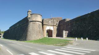 Fortaleza de Navarrenx, a la salida