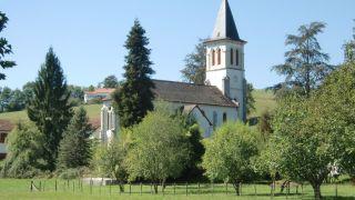 Iglesia de Uhart-Mixe