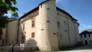 Castillo de Saint-Alban-sur-Limagnole