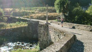 Puente de los Peregrinos, Saint-Chély-d'Aubrac