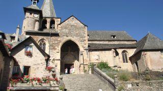 Iglesia de Saint-Fleuret, Estaing