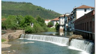 Río Baztan, Elizondo