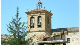 Iglesia de Santa María Magdalena, Enériz