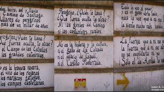 Poema a la entrada de Nájera