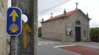 Capilla de Sta. Bárbara, Escariz