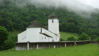 Iglesia de Escot