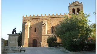 Iglesia de Fabara