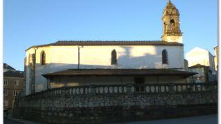 Iglesia de Santa María, A Fonsagrada