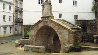 La Fonte Vella de Mondoñedo, del siglo XVI