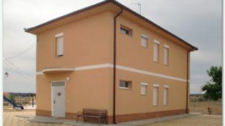 Albergue municipal de Calzadilla de Tera