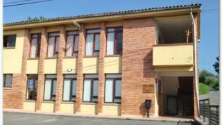 Albergue municipal de Escamplero