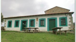 Albergue municipal de San Juan de Villapañada