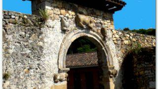 Albergue del monasterio de San Salvador, Cornellana