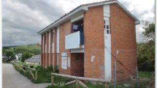 Albergue municipal de Berducedo