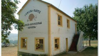 Albergue municipal de Gondán