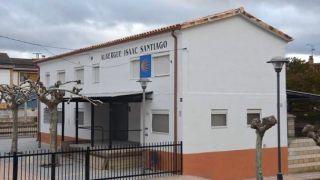 Albergue municipal Isaac Santiago, Los Arcos