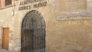 Albergue de peregrinos Andrés Muñoz, Viana