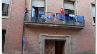 Albergue parroquial Santiago El Real, Logroño