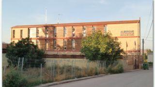 Albergue municipal de Azofra