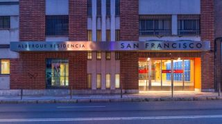 Albergue-Residencia San Francisco de Asís, León