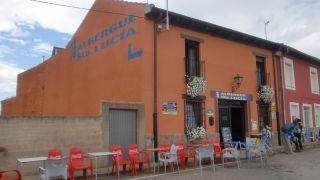 Albergue Santa Lucía, Villavante