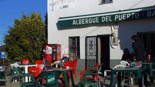 Albergue El Puerto, Alto do Poio