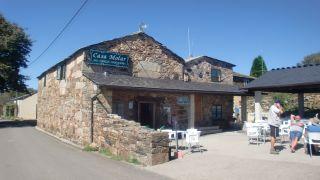 Albergue Casa Molar, Ventas de Narón