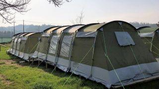 Camping Peregrino O Castiñeiro, A Rua