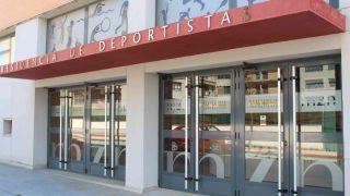 Acogida en la Residencia de Deportistas, Monzón
