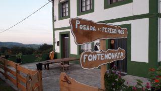 Albergue Fontenonaya, Porciles