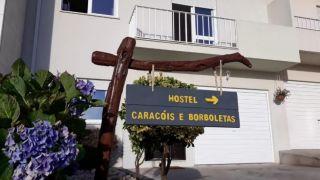 Hostel Caracóis e Borboletas, Moledo