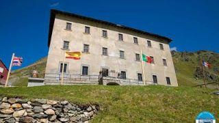 Casa Don Angelo Carioni, Col du Grand-Saint-Bernard