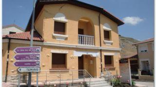 Albergue municipal de Monasterio de Rodilla