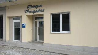 Albergue Murgadán, Padrón