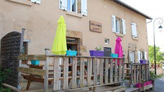 Gîte d'étape Le Chemin, Saint-Roch