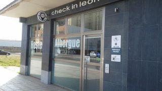Albergue Check in León