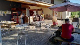 Gîte d'étape Le Mille Bornes, Lamothe