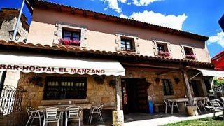 Hostal El Manzano, Castrojeriz
