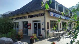 Hôtel Auberge Le Permayou, Accous