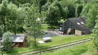 Camping La Gave d'Aspe, Urdos