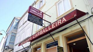 Pensión Casa Carballeira, Arzúa