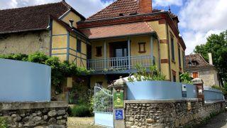 Chambre d'hôtes Villa Mouchoux, Castetnau-Camblong