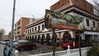 Hotel Montserrat, Pinos Puente