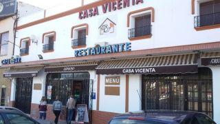 Pensión Casa Vicenta, Fuente de Cantos