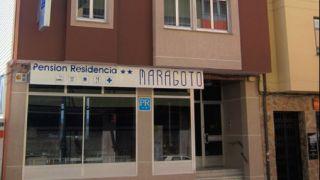 Pensión Maragoto, Santa María de Neda